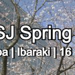 The MSJ 2018 Spring Meeting  (2018/05/16 – 19)