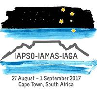 The 2017 Joint IAPSO-IAMAS-IAGA Assembly