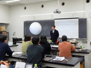 2019年度 先生のための気象教育セミナー @ 一般財団法人 日本気象協会 会議室